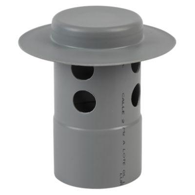 Sombrero PVC Desagüe 3''