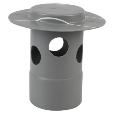 Sombrero PVC Desagüe 4''