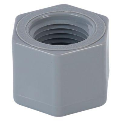 "Tapón Hembra PVC 1/2"" CR Plastica"