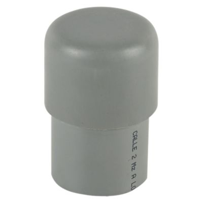 Tapón PVC Macho 1 1/2'' SP