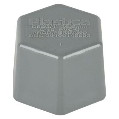 "Tapón Hembra PVC 3/4"" SP Plastica"