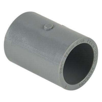 """Unión PVC 1"""" SP Plastica"""