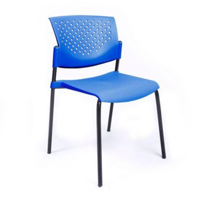 Silla Apilable BN Azul