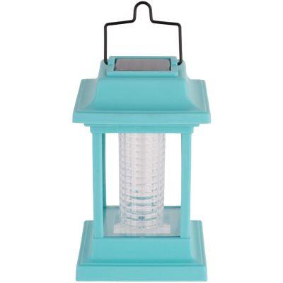 Farolito Solar LED Turquesa