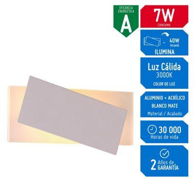 Lámpara Decorativa LED 7W
