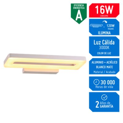 Lámpara Decorativa LED 16W