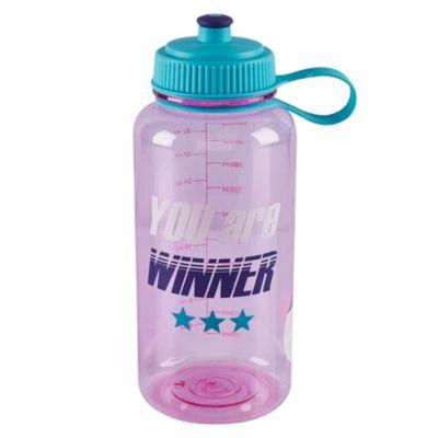 Botella Deportiva para Líquidos Rosa