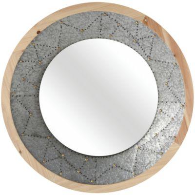 Espejo Redondo Cosenza 79x79cm
