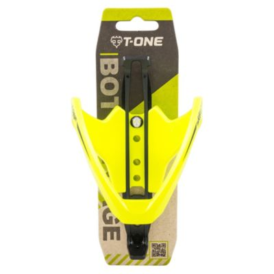 Porta botella T-One Up2U T-Bc10 amarillo