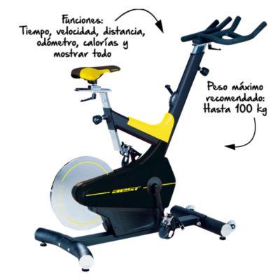 Máquina de Spinning Best Fitness Gth - 8003