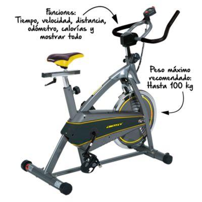 Máquina de Spinning Best Fitness Gth - 2G03