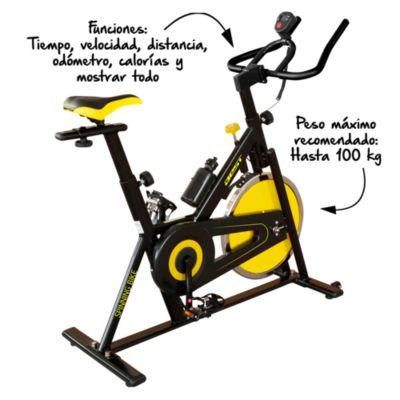 Máquina de Spinning Best Fitness Gth - 3400