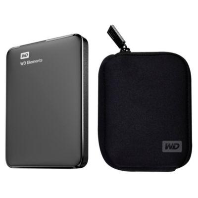 Disco Duro Externo 1 TB USB 3.0 + Funda