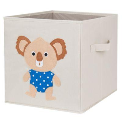 Caja Tela Koala 30x30x30cm