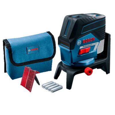 Nivel Láser Combinado Línea y Punto Rojo GCL 2-50 C + Soporte RM2