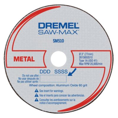 Disco para Corte de Metal SM510 x 3 Unidades