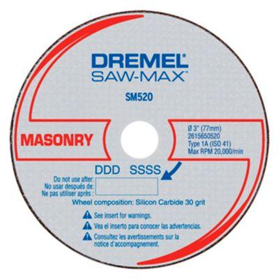 Disco Corte Ladrillo SM520 x 3 Unidades