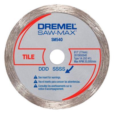 Disco Corte Azulejo SM540