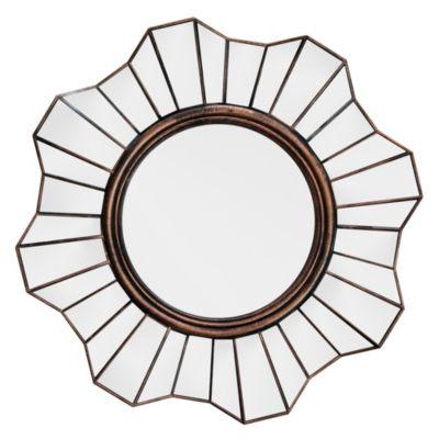 Espejo Redondo Clover 40x40cm