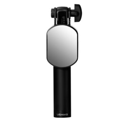 Selfie Stick con Espejo 3.5mm Negro