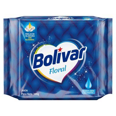 Jabón Bolívar Aroma Limón x 2 Unidades