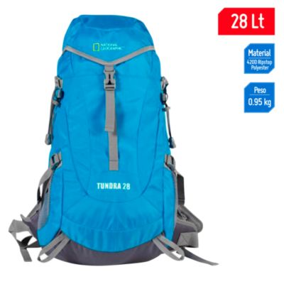 Mochila Tundra 28L Azul