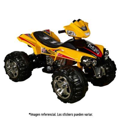 Moto a Batería de 12V 3-6 Km/H