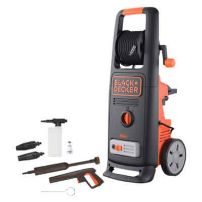 Hidrolavadora Black+Decker BW20 2000W 140bar