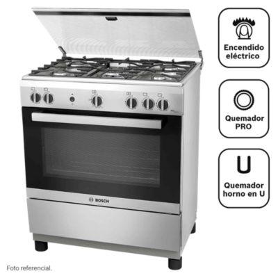 Cocina a Gas PRO525 IX