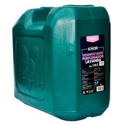 Desinfectante Lavanda 19 L