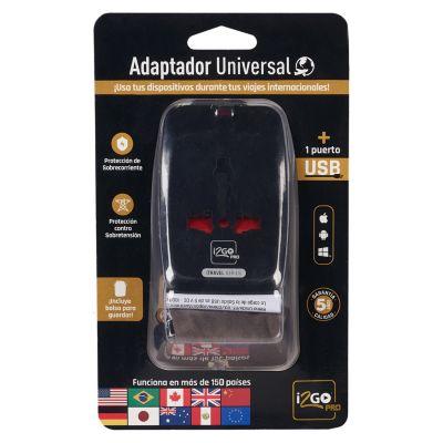 Adaptador Universal con USB