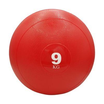 Bola fuerza 9kg rojo