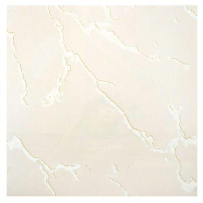 Porcelanato Vetas Beige Marmolizado 60x60 cm para piso o pared