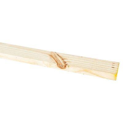 Listón de madera Pino Radiata de 1x3x10.5