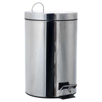 Tacho de Acero con Pedal Inox 20 L
