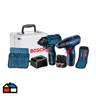Atornillador GDR 120-LI + Atornillador GSR 120-LI