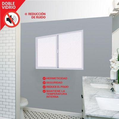 Ventana Klassik PVC 70x50cm
