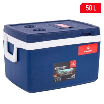 Cooler 50L Azul