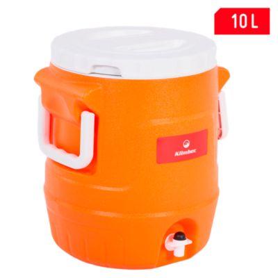 Cooler 10L Naranja