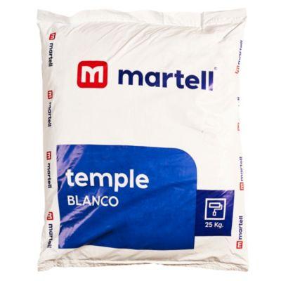 Temple 25kg Blanco
