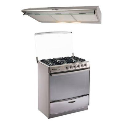 Combo Cocina de Pie Speciale + Campana Extractora CK901IX