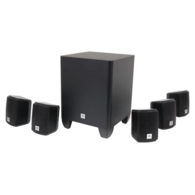 Home Theater 5.1 con Subwoofer 6.5'' 60W