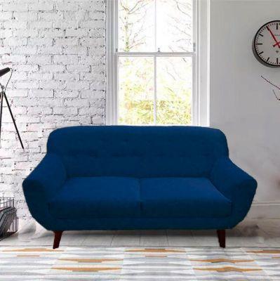 Sofá Vintage Sofia Azul