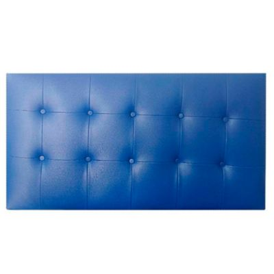 Cabecera Botones 1.5Plz Azul