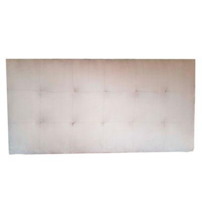 Cabecera Cuadro 1.5Pz Blanco Humo