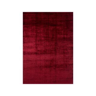 Alfombra Palace Shag 160x230cm Rojo