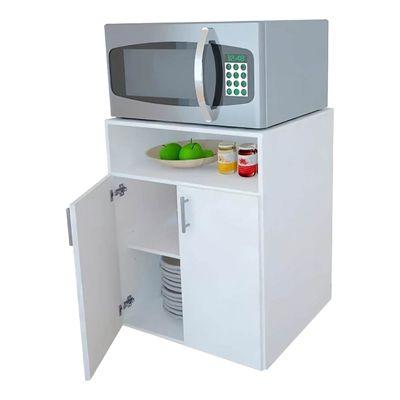 Auxiliar de Cocina 2 Puertas Blanco