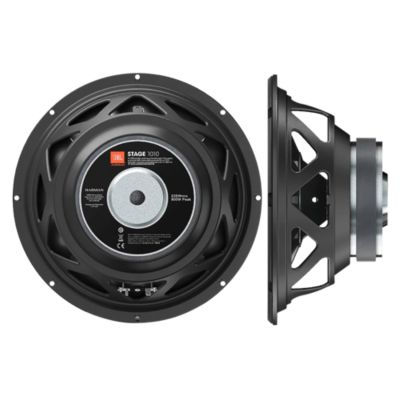 Subwoofer de Audio para Auto STAGE1010