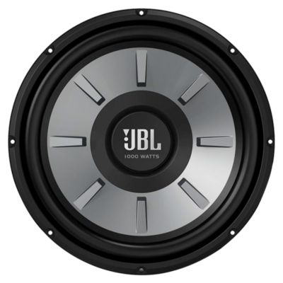 Subwoofer de Audio para Auto STAGE1210
