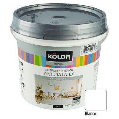 Pintura Látex Premium 4L Blanco